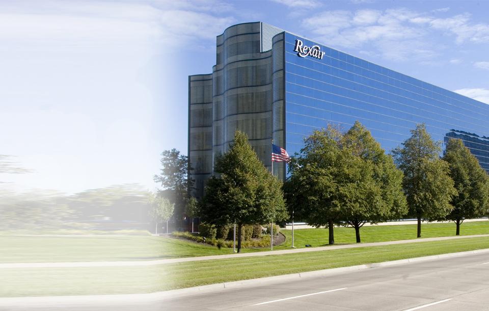 Rexair World Headquarters, Troy, Michigan